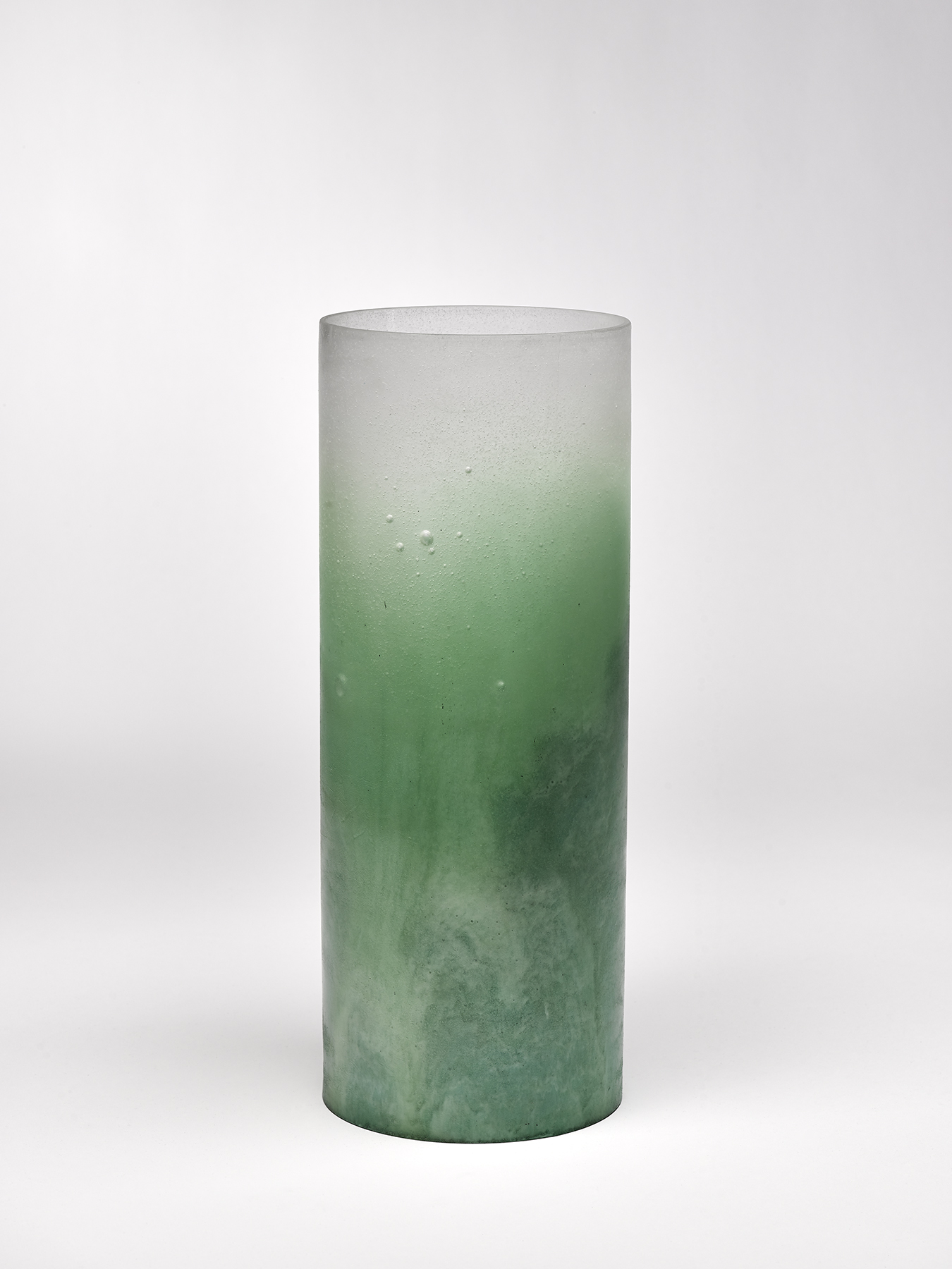 Brynjar Sigurdarson, Glass experiments at Cirva, 2011-2012 Photo : D. Giancatarina Collection Cirva