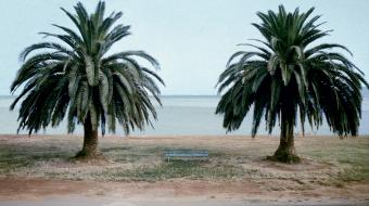 Luigi Ghirri, Orbetello, 1974 © Succession Luigi Ghirri