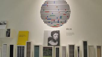 d.c.a at the FIAC art fair 2010