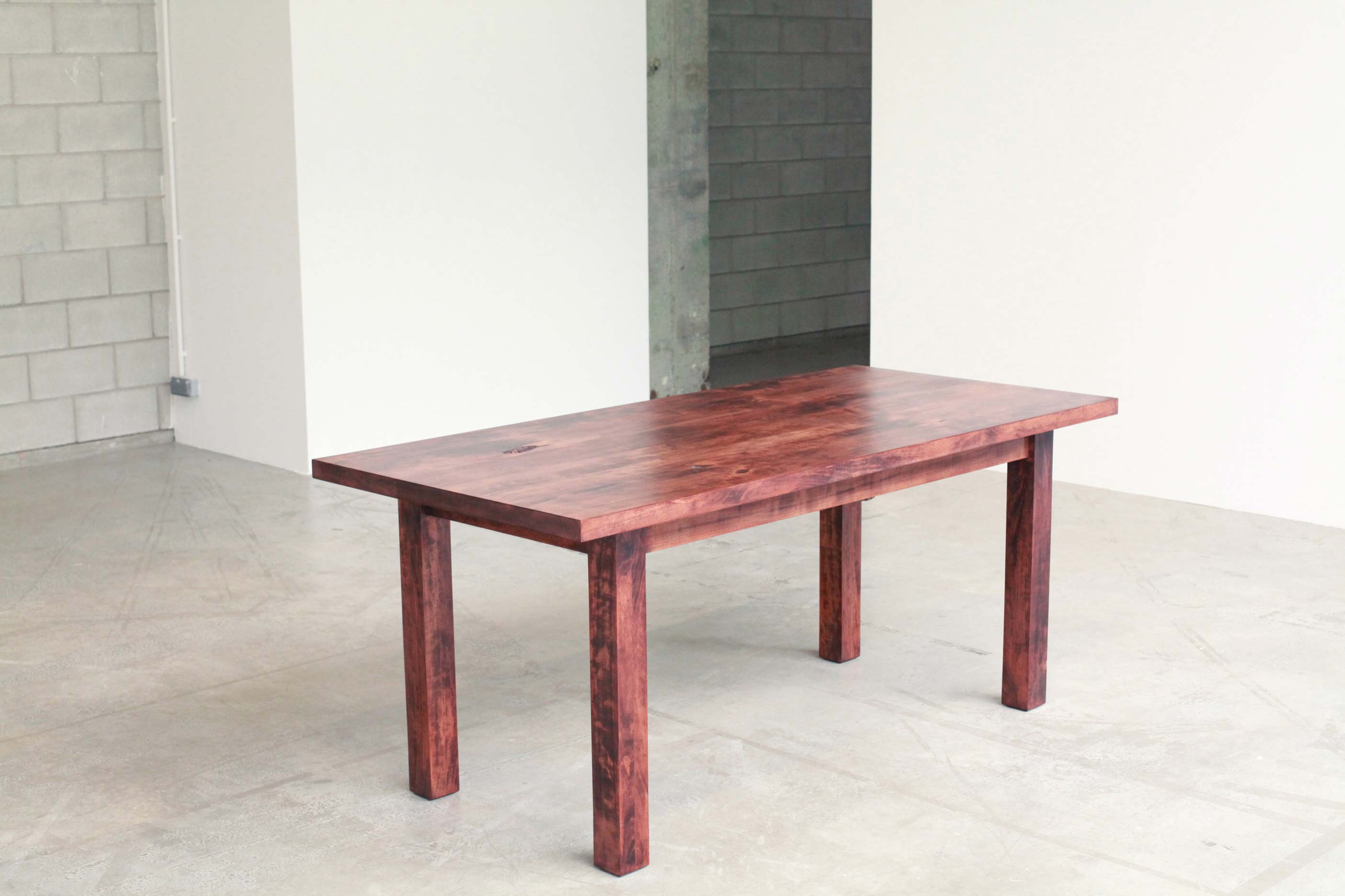 Karthik Pandian - A Cherry Table with a Walnut Brain