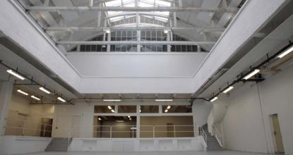 Passerelle Centre d'art contemporain